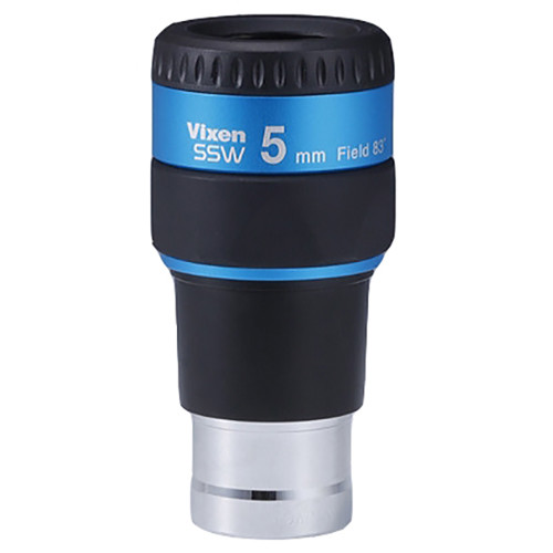 "Vixen Optics SSW 5mm 83° Ultra Wide Eyepiece (1.25"")"