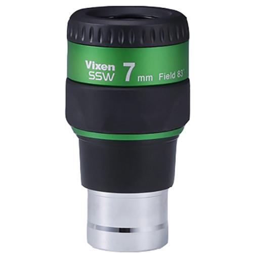 """Vixen Optics SSW 7mm 83° Ultra Wide Eyepiece (1.25"""")"""