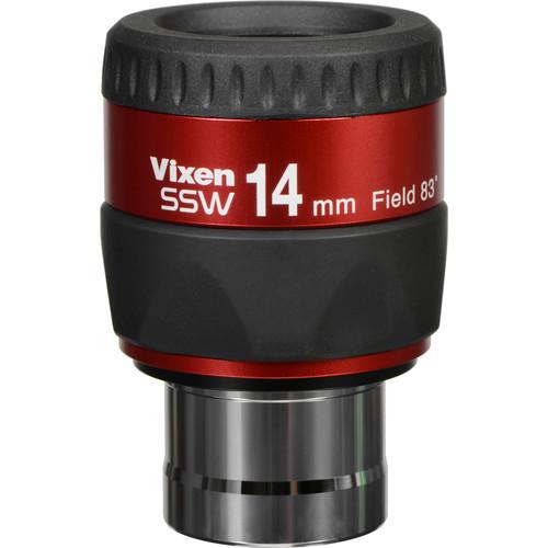 """Vixen Optics SSW 14mm 83° Ultra Wide Eyepiece (1.25"""")"""