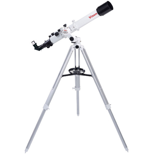 Vixen Optics A70Lf 70mm f/13 Achro Refractor AZ Telescope with Mobile Porta Mount