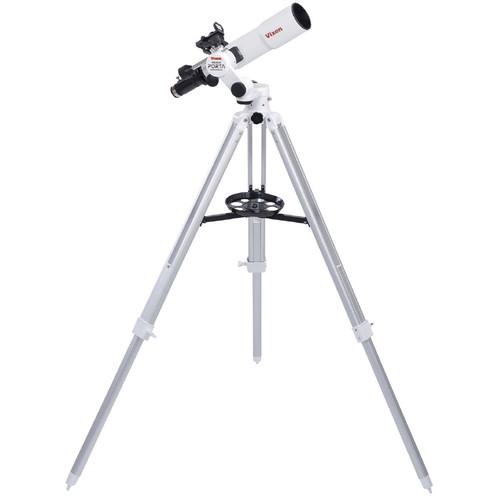 Vixen Optics A62SS 62mm f/8.4 Achro Refractor AZ Telescope with Mobile Porta Mount