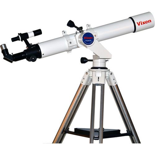 Vixen Optics A80Mf 80mm f/11 Achro Refractor Telescope with Porta II Tall Mount
