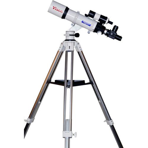 Vixen Optics ED80Sf 80mm f/7.5 APO ED Refractor Telescope with Porta IITall Mount