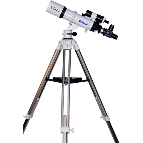 Vixen Optics ED80Sf 80mm f/7.5 APO ED Refractor Telescope with Porta II Tall Mount