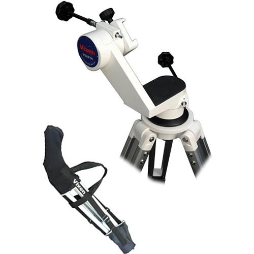Vixen Optics Porta II Alt-Azimuth Mount With Carry Bag