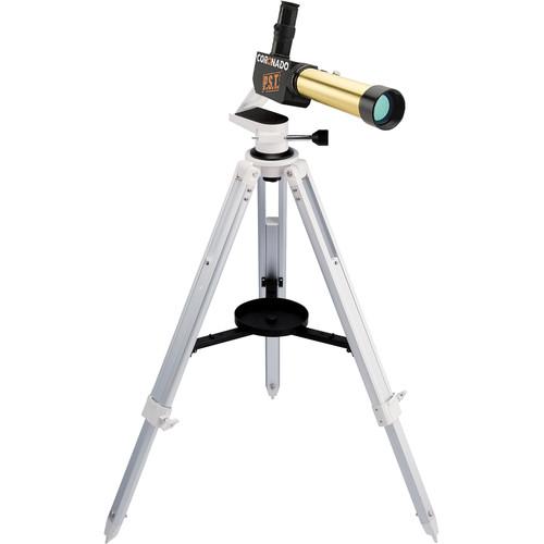 Vixen Optics Porta II Mount and Coronado PST Solar Scope