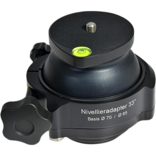 Vixen Optics Leveling Adapter (33° Range)