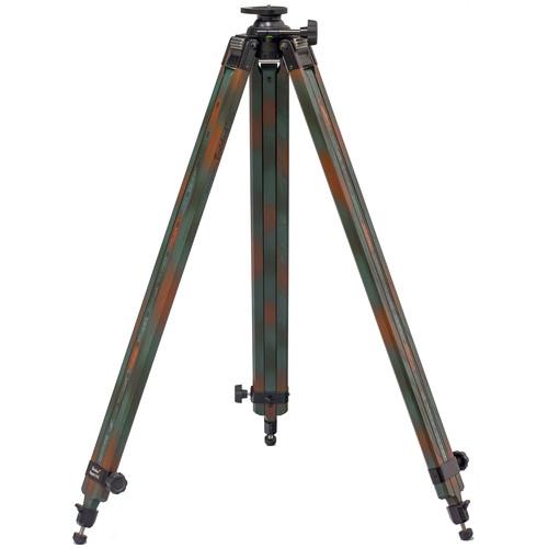 Vixen Optics Berlebach Report 332 Ash Wood Tripod (Camo)