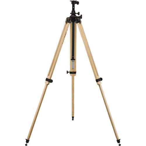 Vixen Optics Berlebach Report 242 Ash Wood Tripod (Camo)