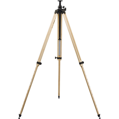 Vixen Optics Berlebach Report 342 Ash Wood Tripod (Camo)
