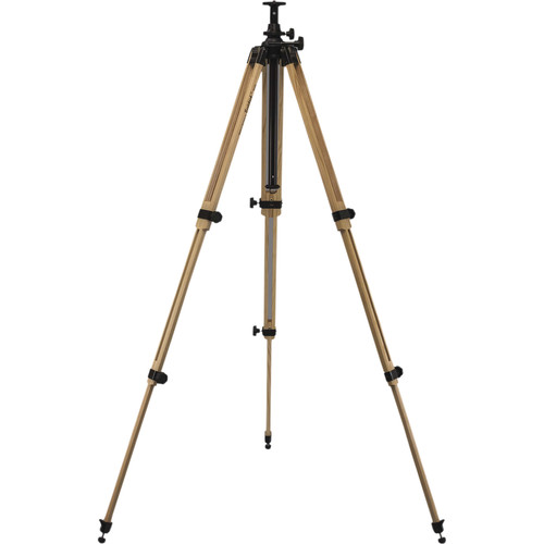 Vixen Optics Berlebach Report 843 Ash Wood Tripod (Camo)