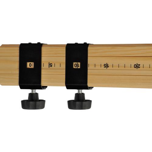 Vixen Optics Berlebach Double Clamps for Report Series Tripods