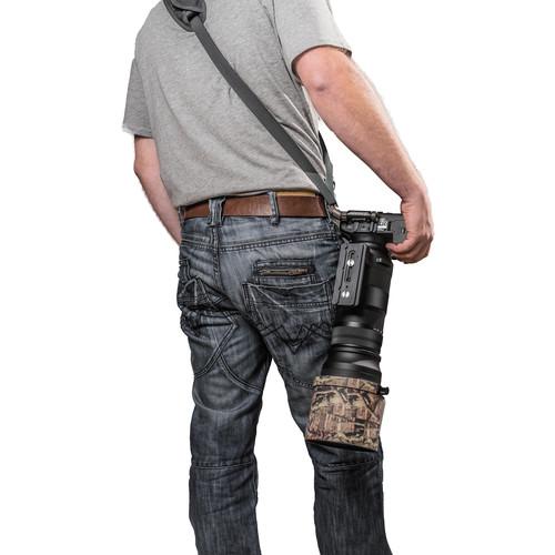 Vixen Optics Carry Strap for Speedy (Black)