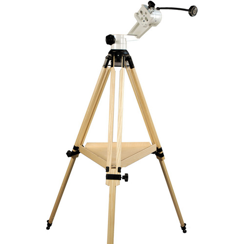 Vixen Optics StarGuy Porta II Alt-Azimuth Mount with Berlebach Wood Tripod