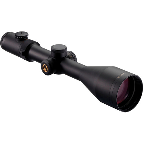 Vixen Optics 6-24x58 V-II SF Riflescope (Mil-Dot Illuminated Reticle, Matte Black)