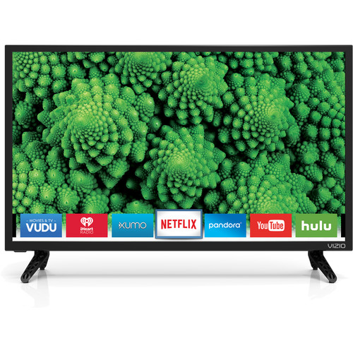 "VIZIO D-Series 24""-Class HD Smart LED TV"