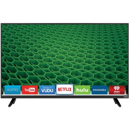 "VIZIO D40-D1 D-Series 40"" Class 1080p Smart Full-Array LED TV"