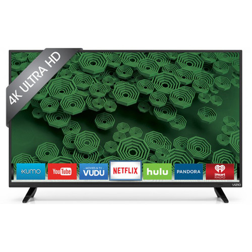 """VIZIO D-Series D40u-D1 40""""-Class 4K Smart LED TV"""