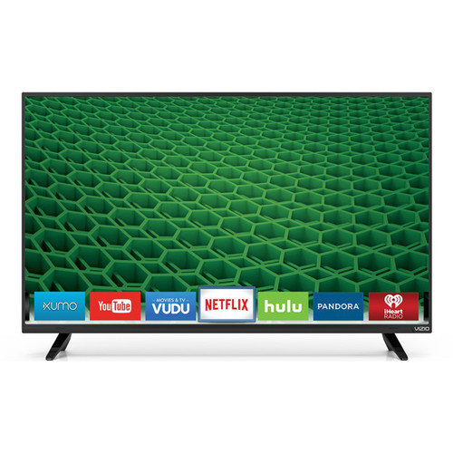 "VIZIO D50-D1 D-Series 50"" Class 1080p Smart Full-Array LED TV"