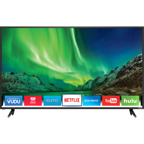 "VIZIO D-Series 50"" Ultra HD Full-Array LED Smart TV"