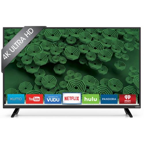 """VIZIO D-Series D55u-D1 55""""-Class 4K Smart LED TV"""