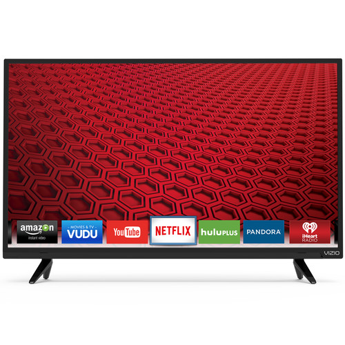 "VIZIO E-Series E32H-C1 32""-Class Full-Array HD Smart LED TV"