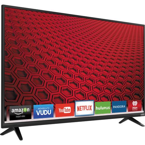"""VIZIO E-Series E43-C2 43""""-Class Full-Array Full HD Smart LED TV"""