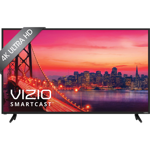 "VIZIO SmartCast E-Series E50u-D2 50""-Class UHD LED Home Theater Display"