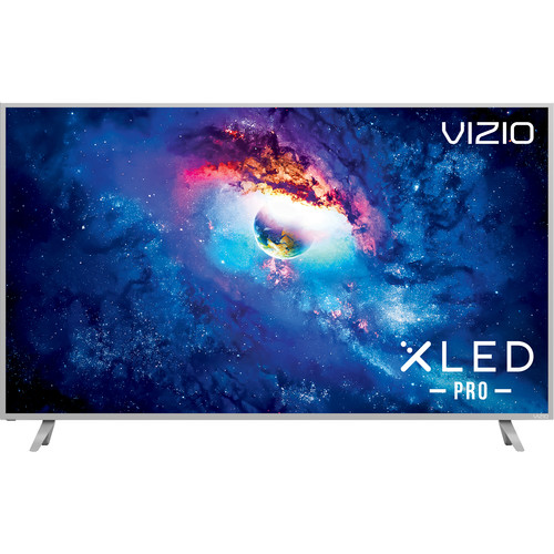 """VIZIO P-Series 55"""" Class HDR UHD SmartCast IPS XLED Pro Home Theater Display"""