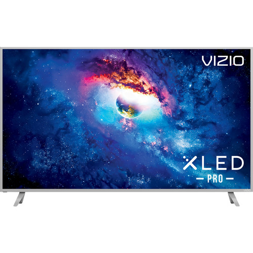 "VIZIO P-Series 65""-Class HDR UHD SmartCast XLED Pro Home Theater Display"