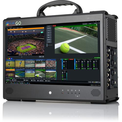ACME VIDEO SOLUTIONS GO Plus Portable Live Production Solution