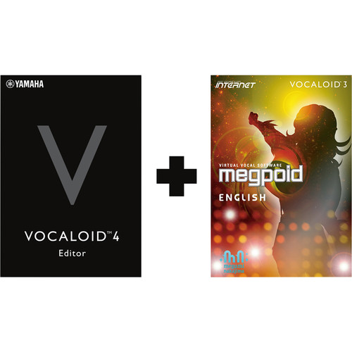 Internet Co. VOCALOID4 Megpoid English Starter Pack - Virtual Singing Voice Synthesizer (Download)