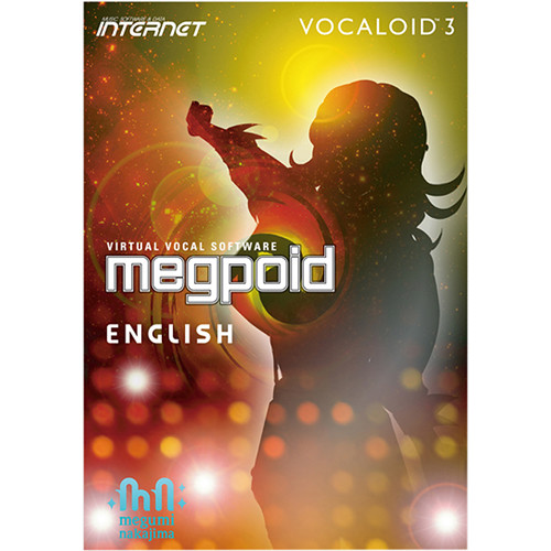 Internet Co. VOCALOID3 Megpoid Library - For Virtual Singing Voice Synthesizer (Download)