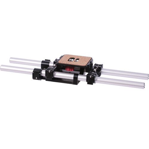 Vocas 15mm Pro Rod Support for Mid-Size Camcorders