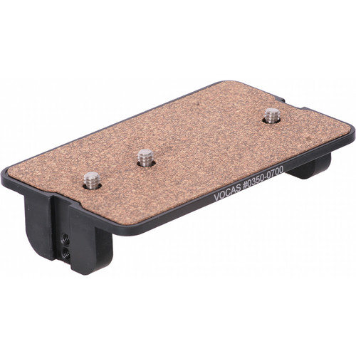 Vocas Pro Support Type K Baseplate for 15mm Pro Rail Support Systems