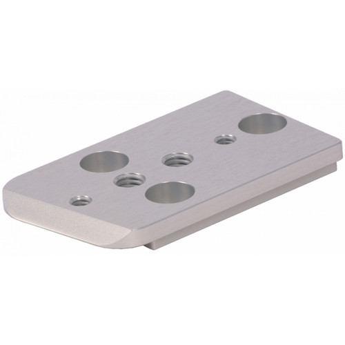 Vocas Short Flat Base Plate for F55 Shoulder Base Plate