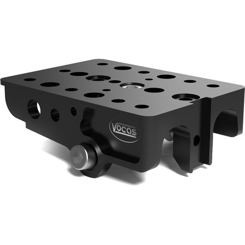 Vocas Top Cheese Plate for Canon C300 MKII Camera