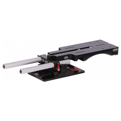 Vocas USBP-15D 15mm Universal Shoulder Base Plate with Balance Dovetail Plate