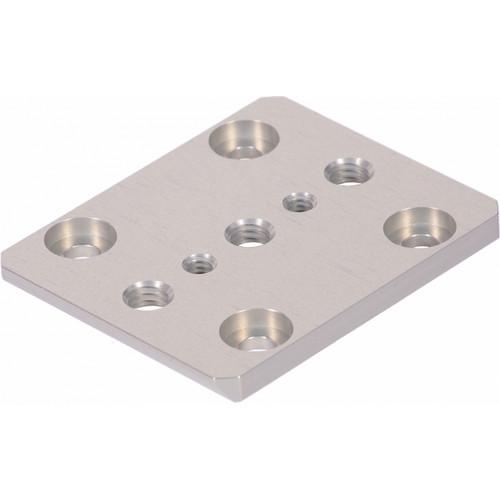 Vocas Flat Base Plate for USBP-15F Universal Shoulder Baseplate