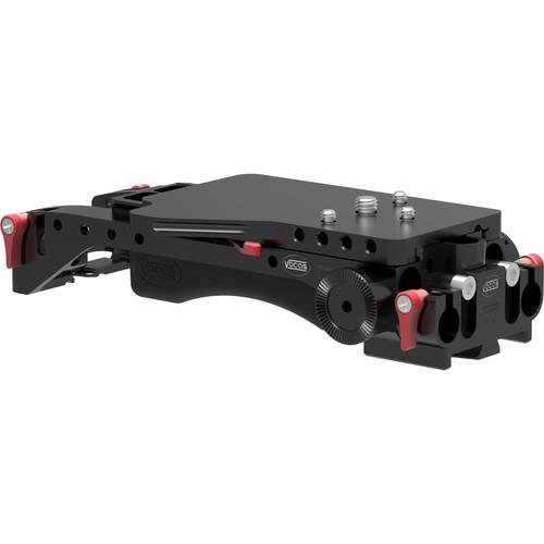Vocas USBP-15 MkII Adjustable Baseplate Shoulder System for Canon EOS C200