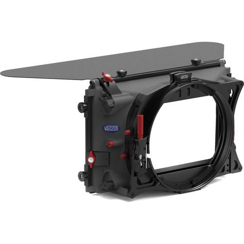 """Vocas MB-436 Clip-On 4 x 5.65"""" Matte Box (Black)"""