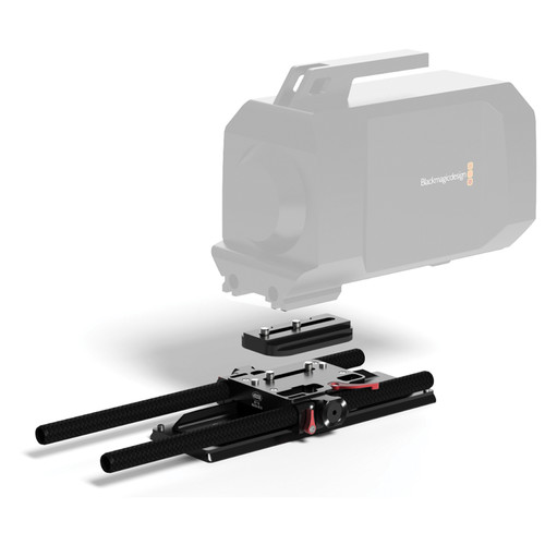 Vocas BP-18 Kit for Blackmagic URSA