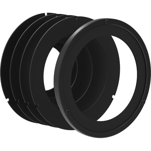 Vocas Donut Adapter Ring Set for MB-600 Matte Box (124, 105, 85, 75mm)