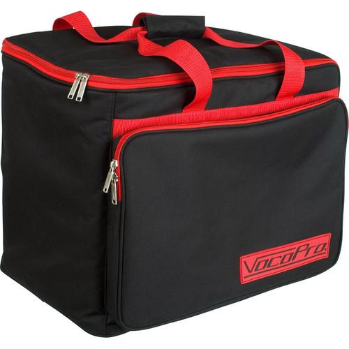 VocoPro Heavy Duty Carrying Bag for GIGMANPLUS, BRAVO-PRO, GIGSTAR, HERO-REC, & HERO-RV Speakers
