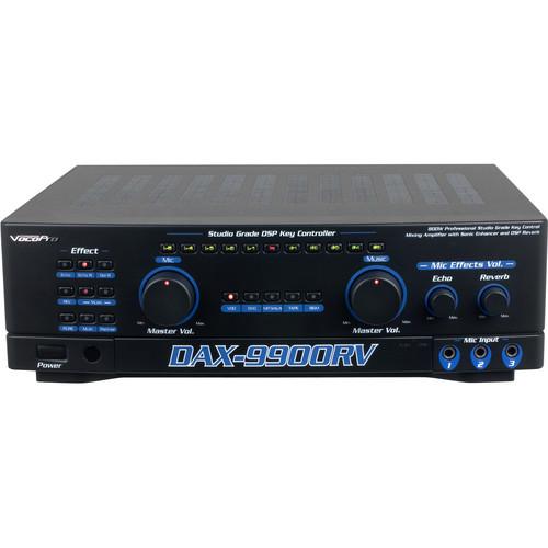 VocoPro DAX-9900RV Karaoke Mixing Amplifier