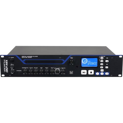 VocoPro DKP-MIX Digital Karaoke Player with Microphone Mixer