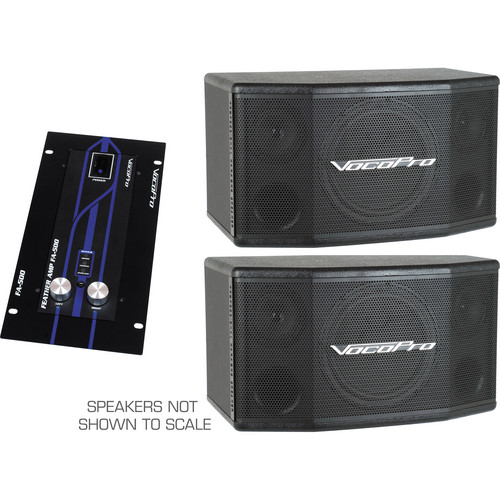 VocoPro EVENTMAN Basic Speaker Package