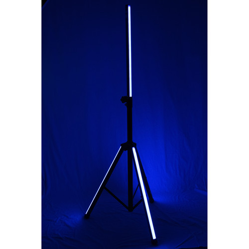 VocoPro GloPole LS Rechargeable LED Lighted Speaker Stand