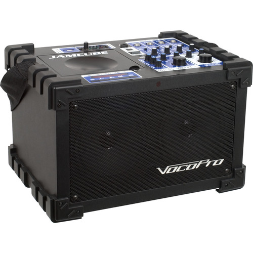 VocoPro JamCube 1 100W Stereo All-In-One Mini PA/Entertainment System