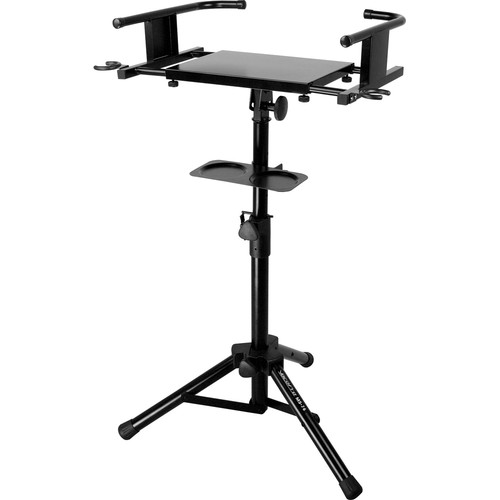"""VocoPro Custom Stand with Foldable Tripod Legs for up to 13"""" Monitors"""